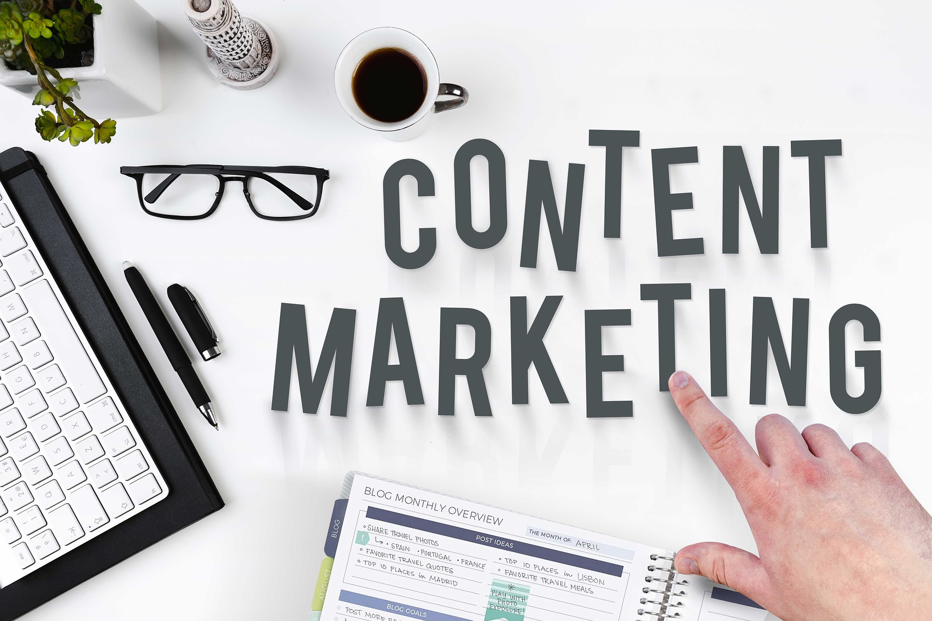 Content Marketing Romania