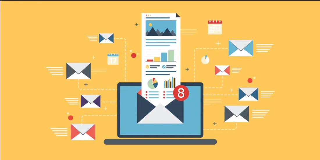 8 newslettere despre industria de comunicare