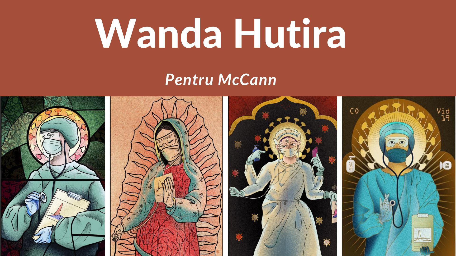 Wanda Hutira - Campanie McCann